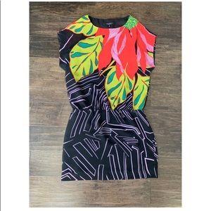 Nine West drop waist dress